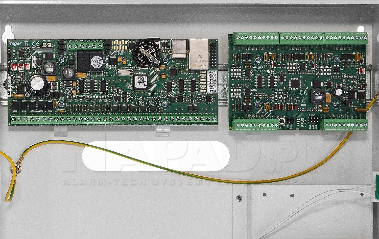 MC16-PAC-4-KIT - Zestaw kontroli dostępu