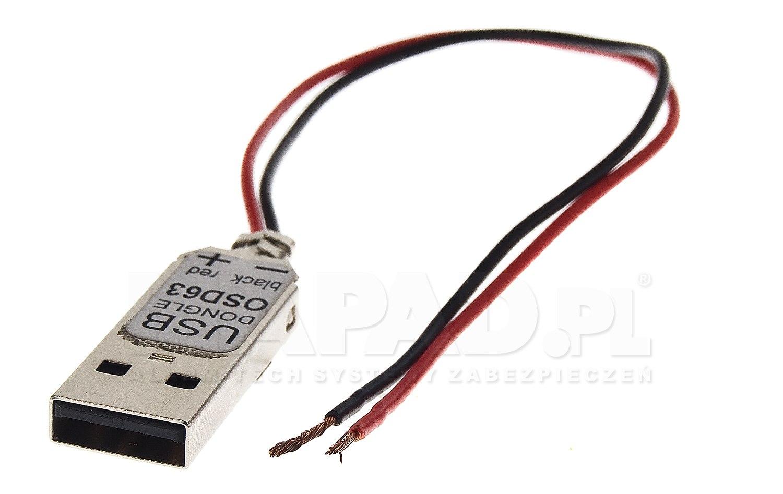 Moduł komunikacyjny USB