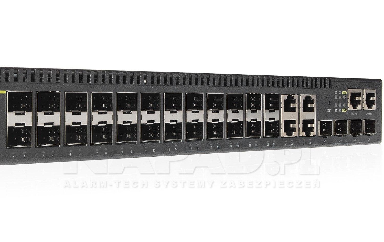10-gigabitowy switch 28-portowy S5750E-28X-SI-24F-D DCN