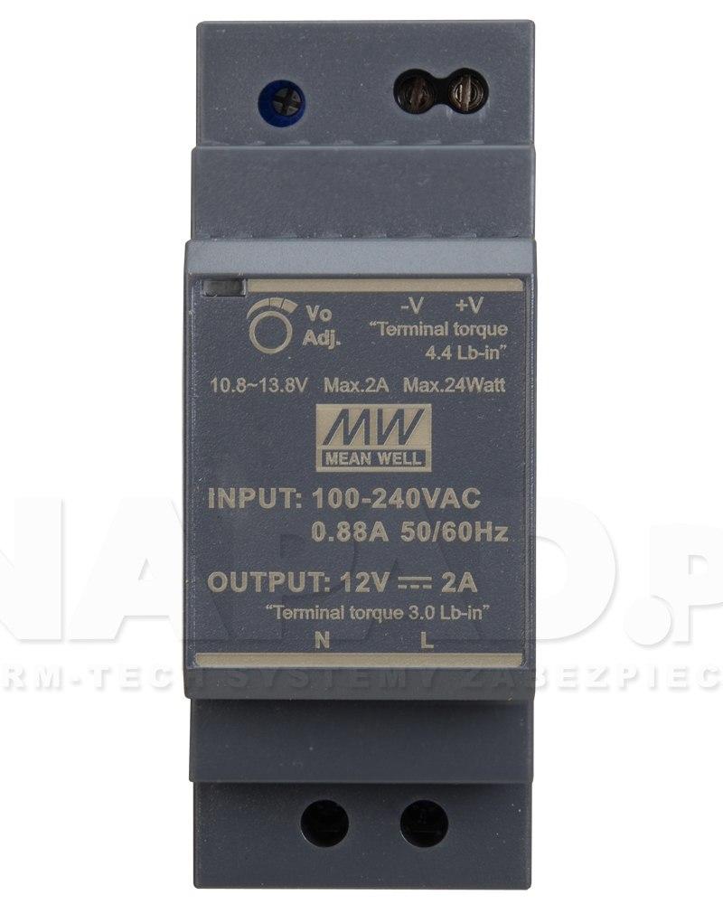Zasilacz impulsowy HDR-30-12