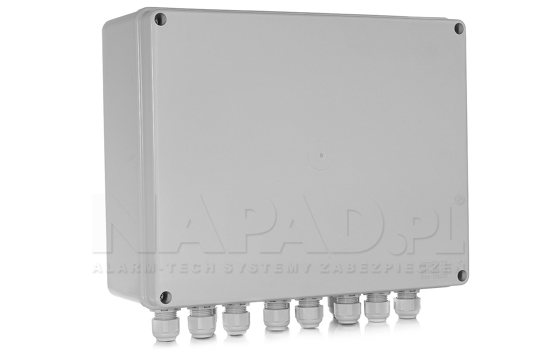Switch 5-portowy PoE  IP-5-11-L2