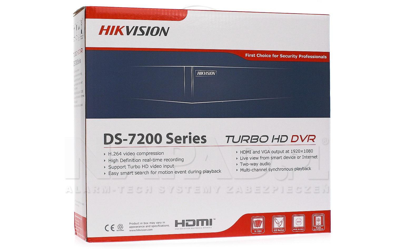 Rejestrator DS-7216HUHI-K2