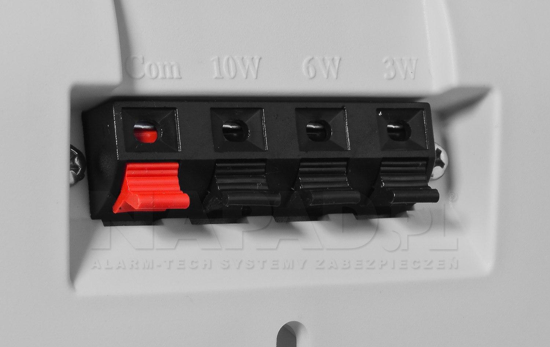 Głośnik naścienny HQM-NPZ10