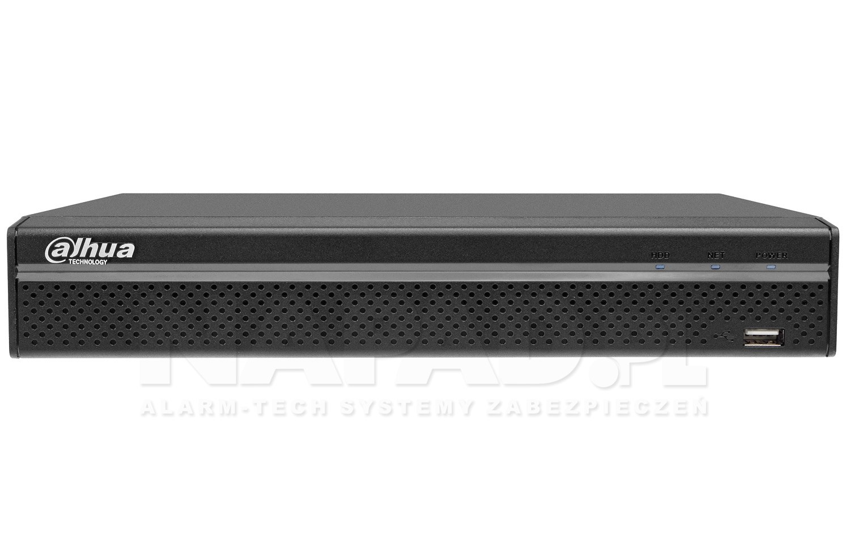 Rejestrator sieciowy DHI-NVR4104HS-P-4KS2