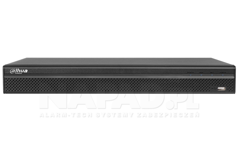 Rejestrator sieciowy DHI-NVR4208-8P-4KS2
