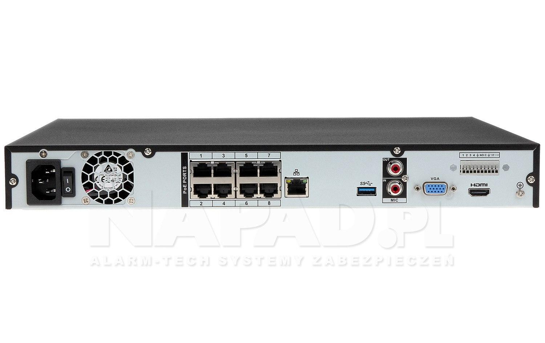Rejestrator sieciowy DHI-NVR4208-4KS2