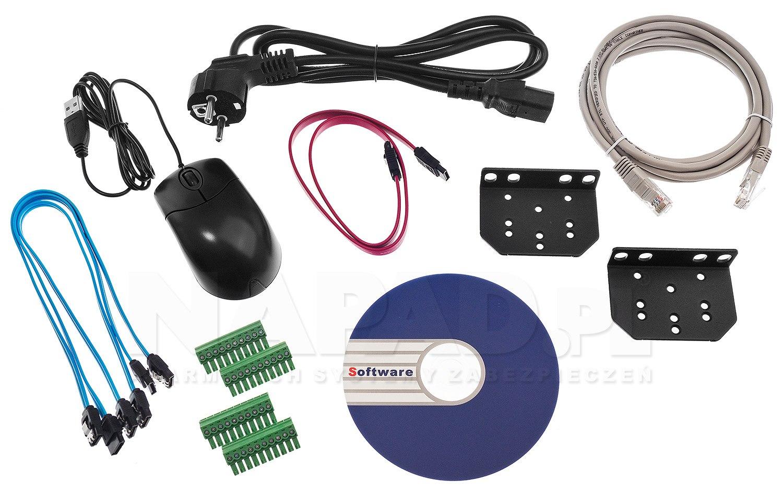 Rejestrator sieciowy DHI-NVR5464-16P-4KS2E