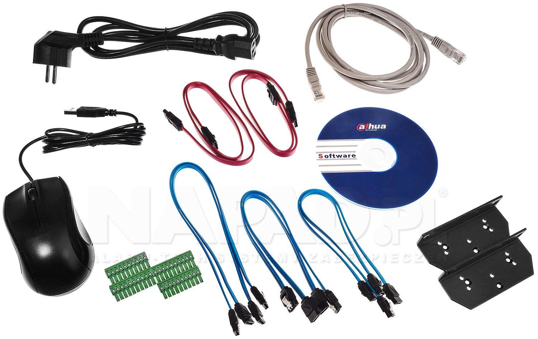 Rejestrator sieciowy DHI-NVR5864-4KS2