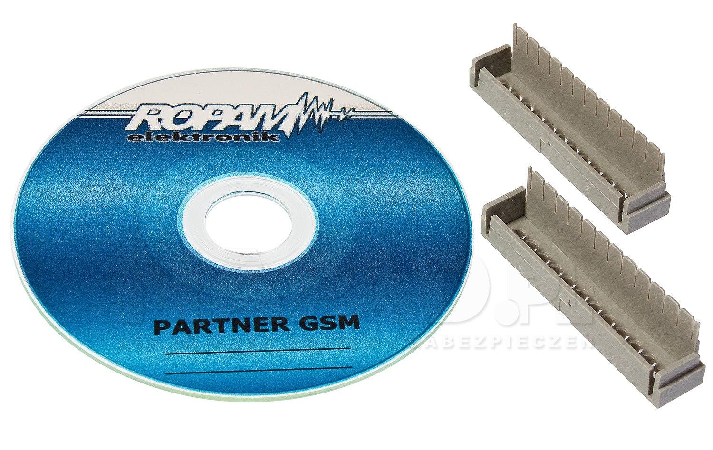 Moduł powiadomień i sterowania GSM MultiGSM-D4M 2
