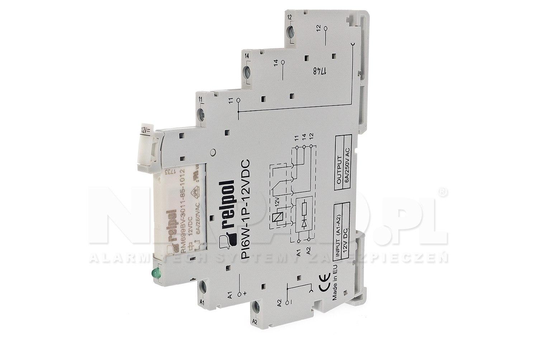 Moduł przekaźnikowy RM69 12V 1P