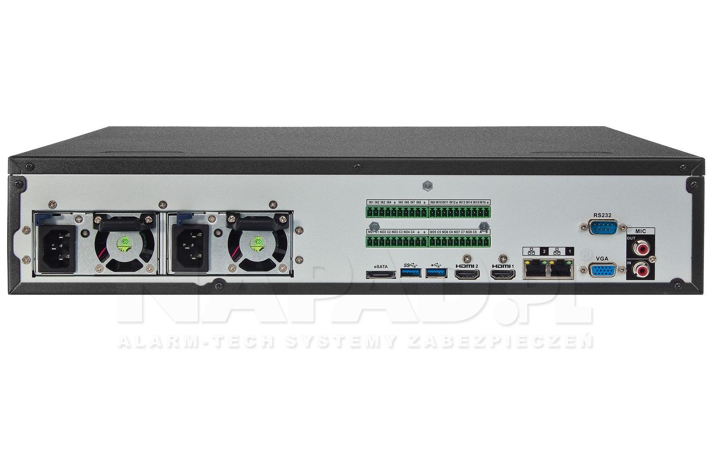 Rejestrator sieciowy DHI-NVR608R-64-4KS2