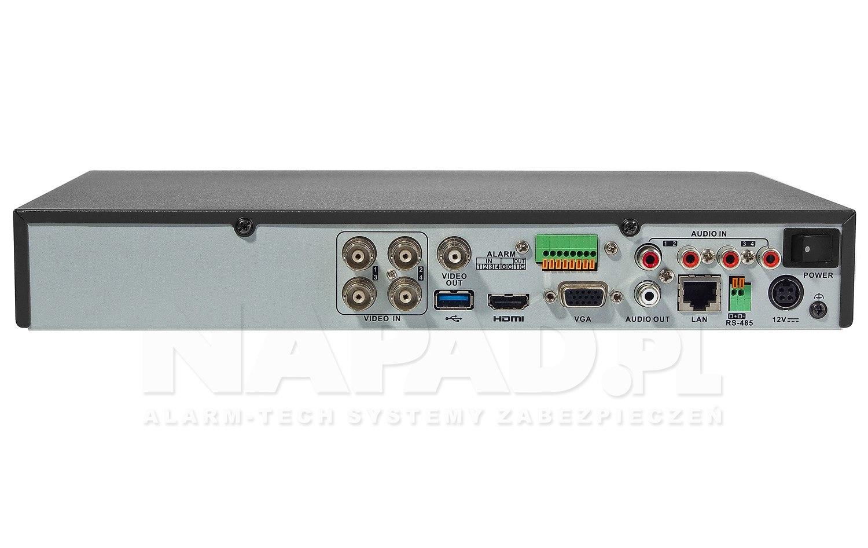 Rejestrator DS-7204HUHI-K1