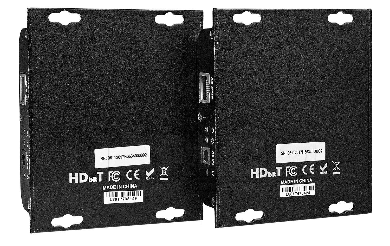 Extender HDMI na IP 4Kx2K (TX+RX)