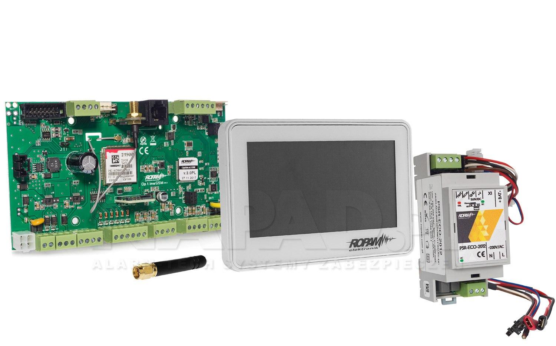 Zestaw ZP-OptimaGSM-TPR-4B-PSR-ECO-2012
