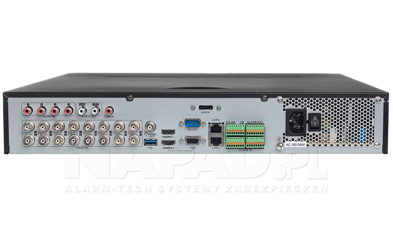 Rejestrator DS-7316HUHI-K4