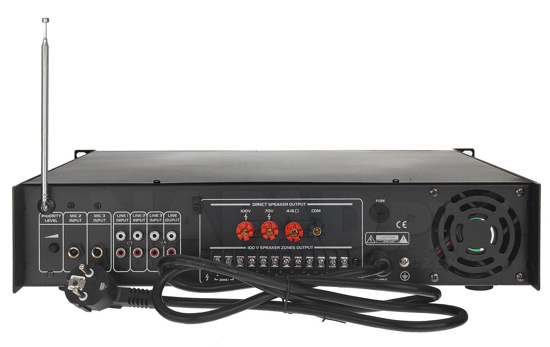 Wzmacniacz PA HQM2650B 650W