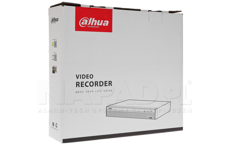 Rejestrator sieciowy DHI-NVR2108HS-4KS2