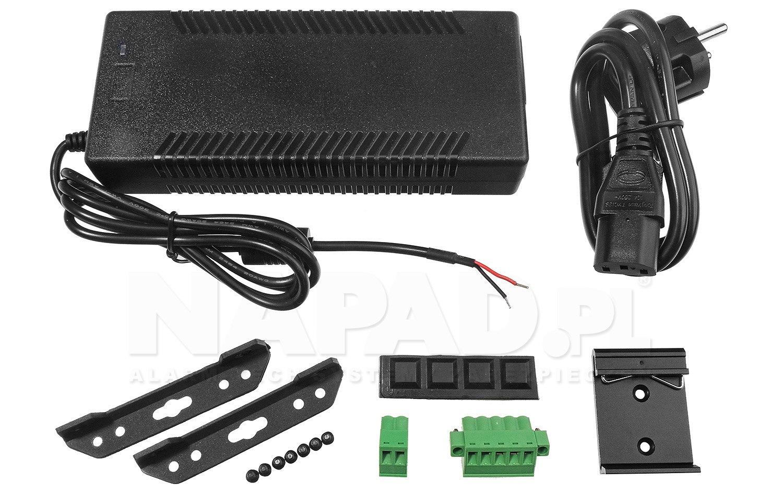 Gigabitowy switch 4-portowy UTP7304GE-POE