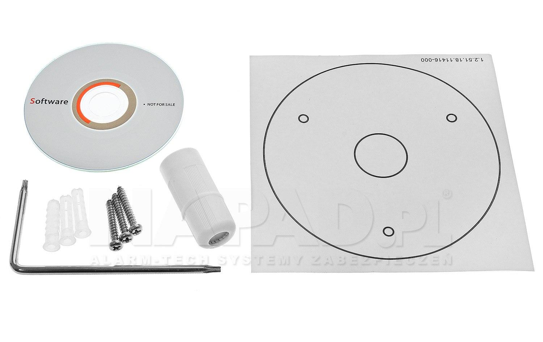 Kamera IP 8Mpx DH-IPC-HDW5831R-ZE-2712