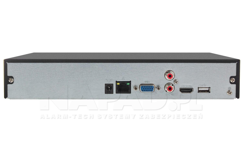 Rejestrator sieciowy DHI-NVR2104HS-4KS2