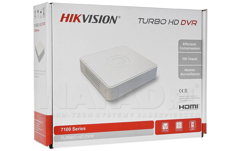 Rejestrator DS-7104HQHI-K1(B)