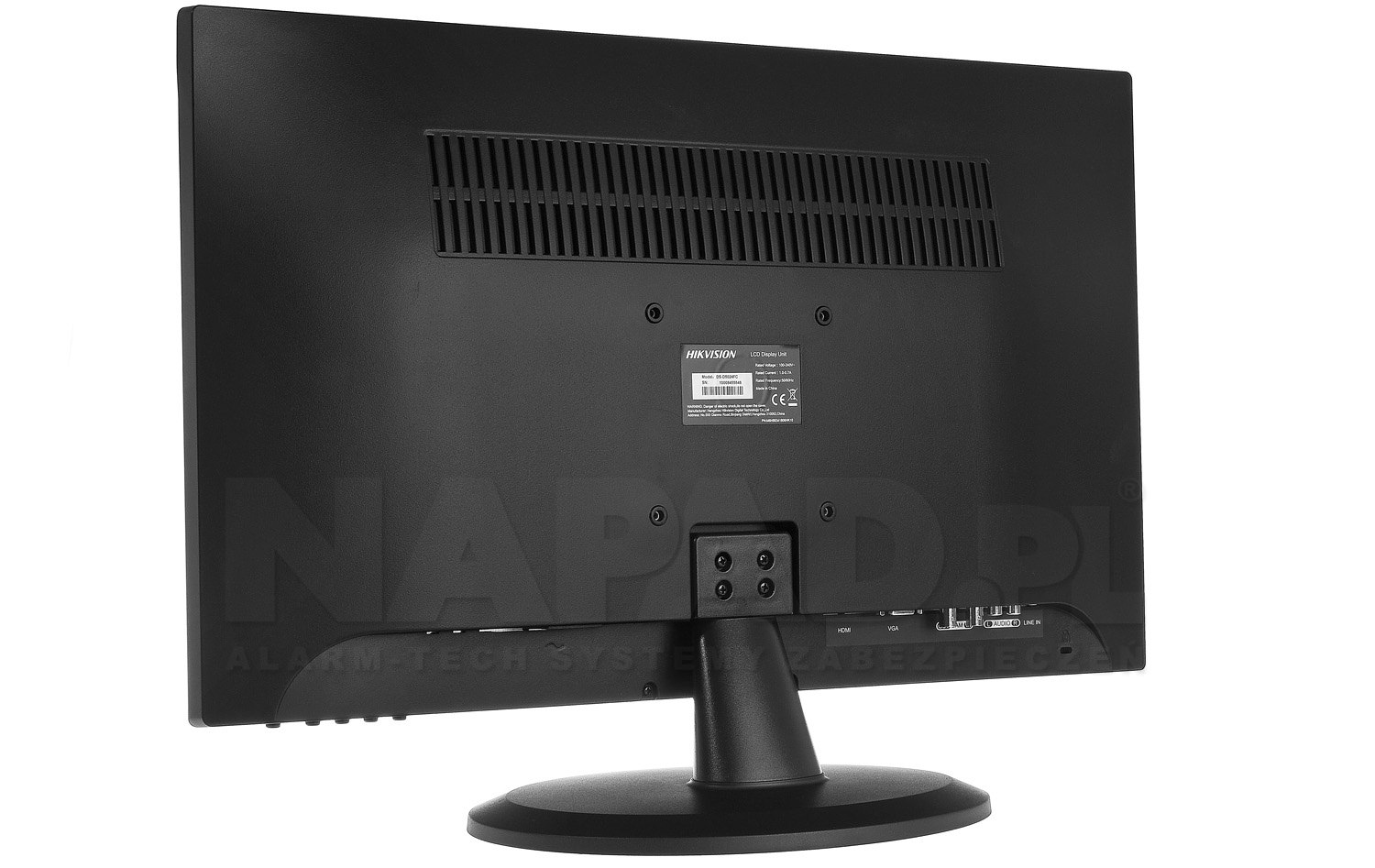 Monitor LED DS-D5024FC 23.6