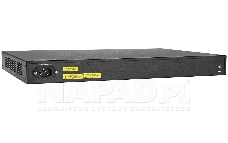 Gigabitowy switch 24-portowy PX-SW24G-SPL2-U4G