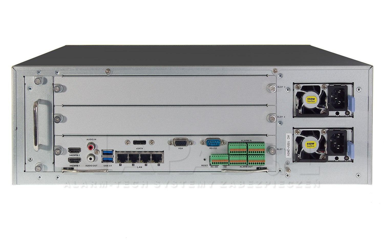 Rejestrator sieciowy DS-96256NI-I16