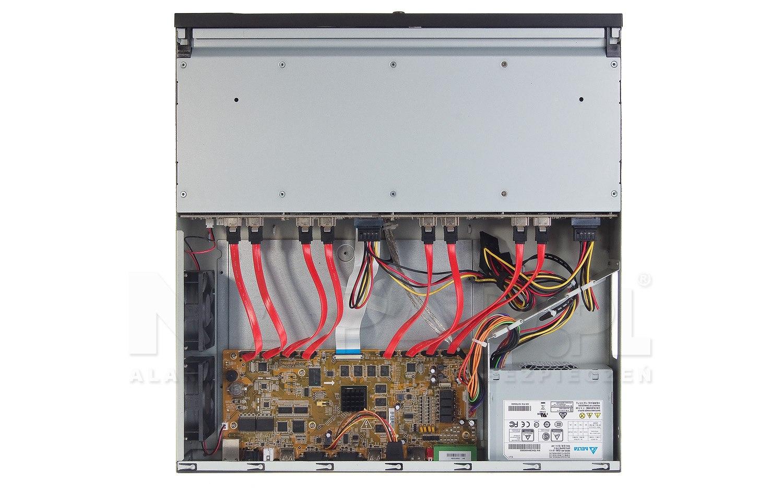 Rejestrator sieciowy DS-9664NI-I8