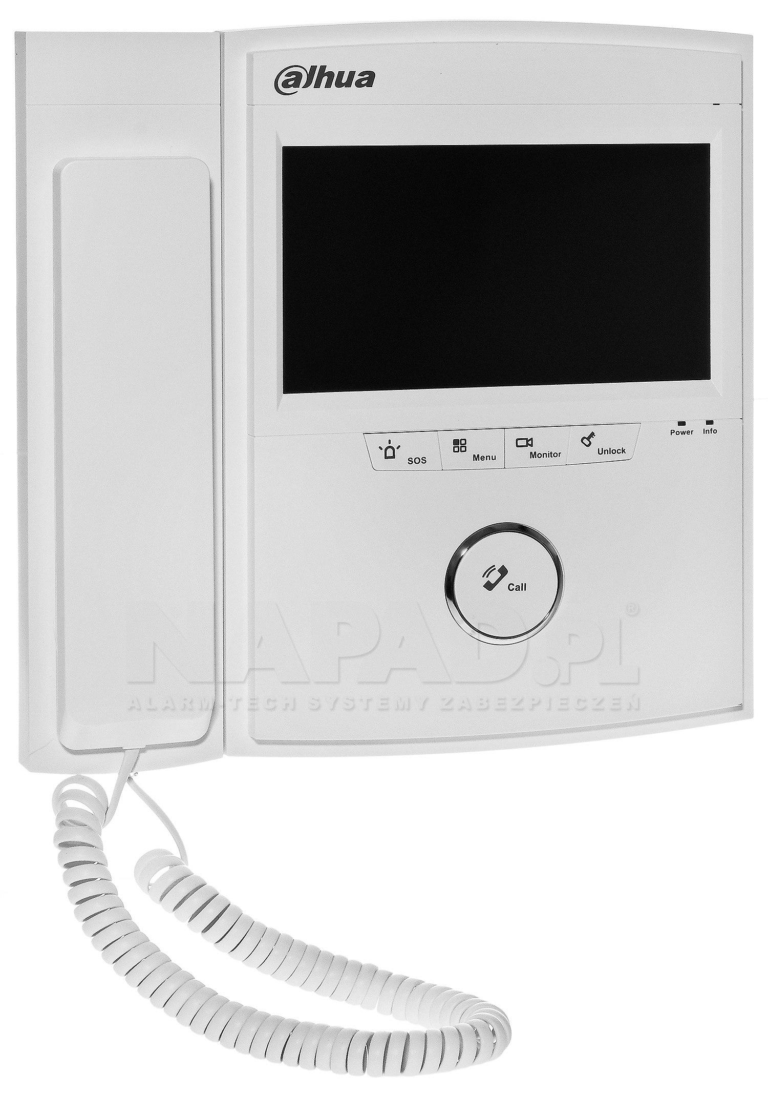 Monitor do wideodomofonu VTH1520AS-H