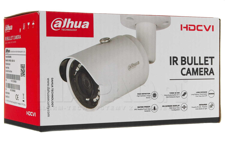 Kamera Analog HD 2Mpx DH-HAC-HFW1200SP-0280B
