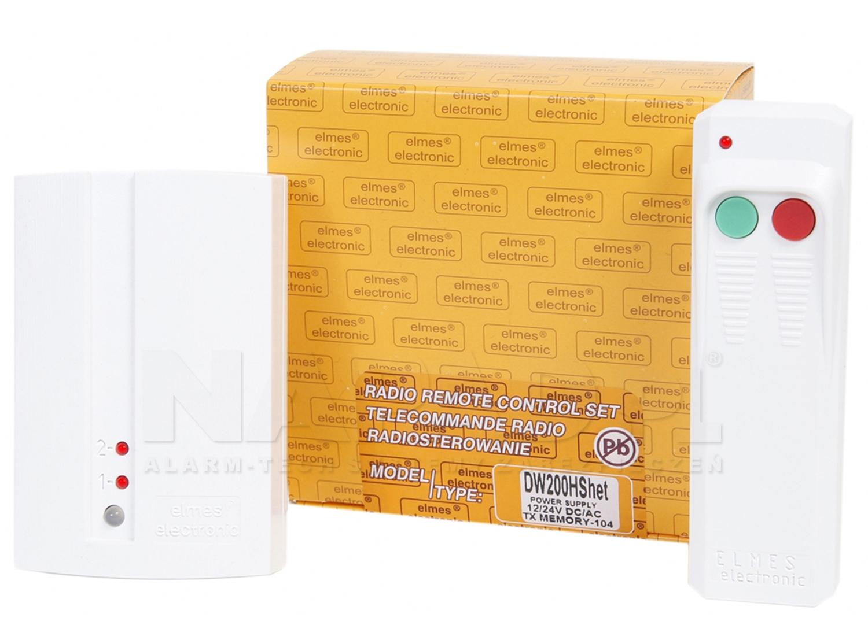 DW200HShet - Sterownik radiowy 2 kanałowy