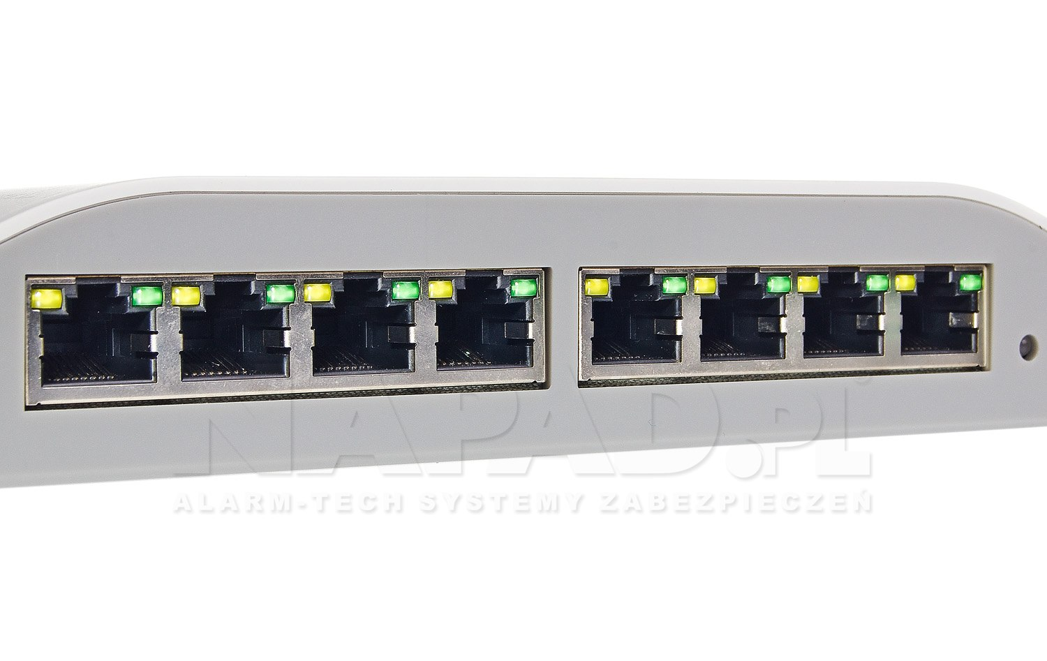 Switch PoE do wideodomofonów DS-KAD606-P