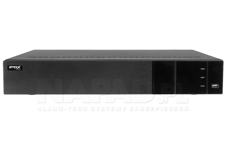 Rejestrator sieciowy PX-NVR6484H