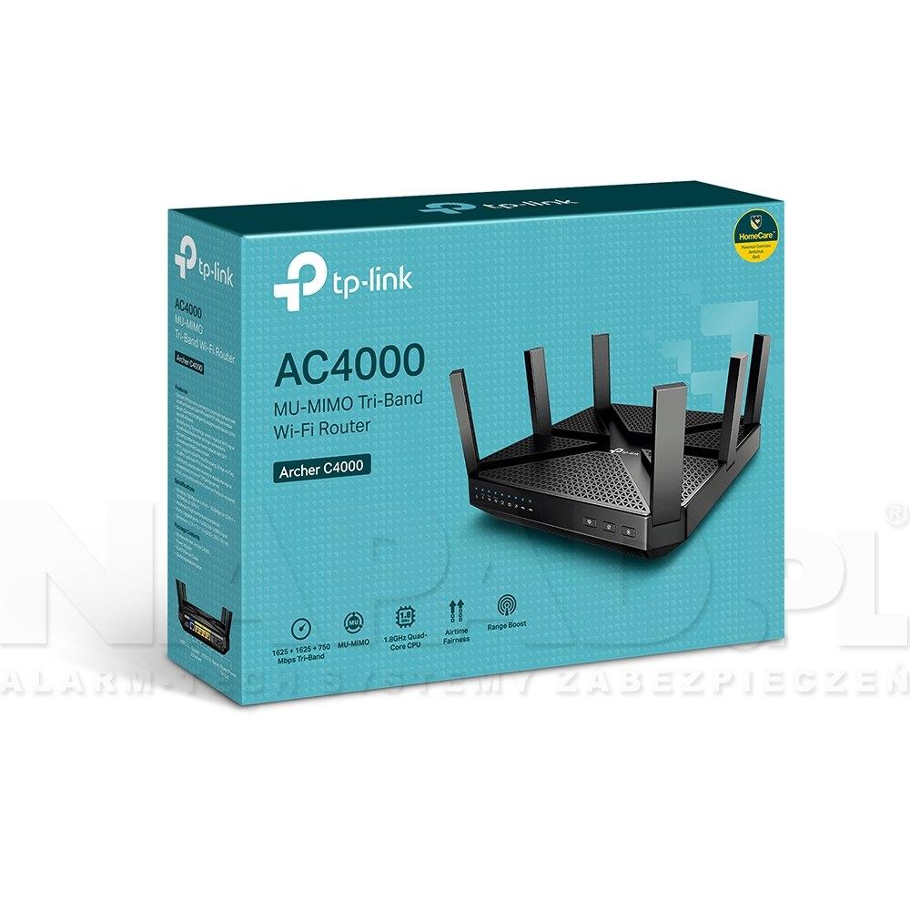 Router bezprzewodowy Archer C4000