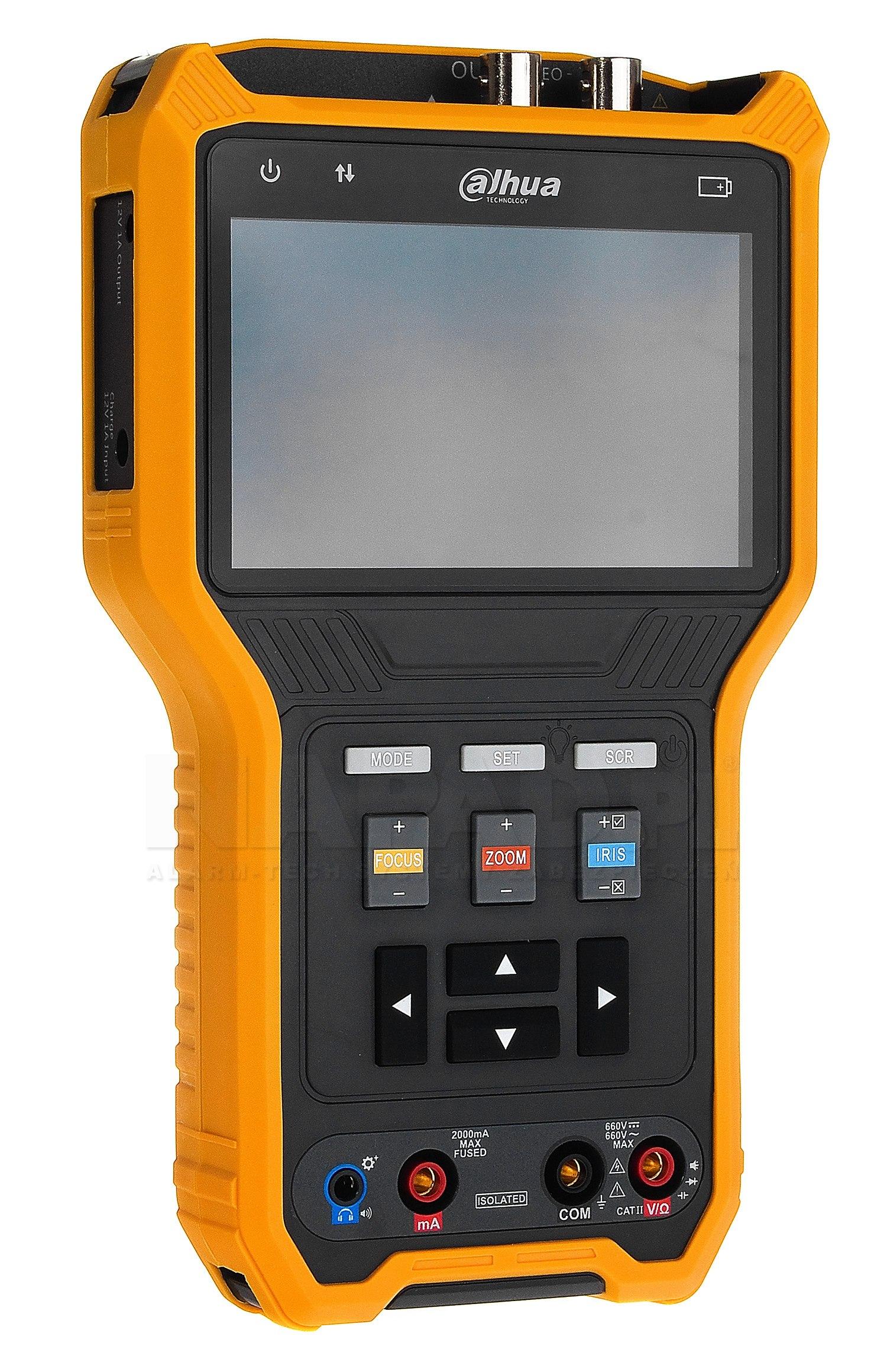 Tester wideo DH-PFM905-E