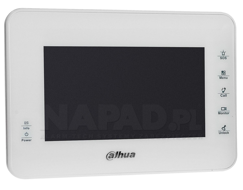Zestaw wideodomofonowy IP VTK-VTO6210BW-VTH1560BW