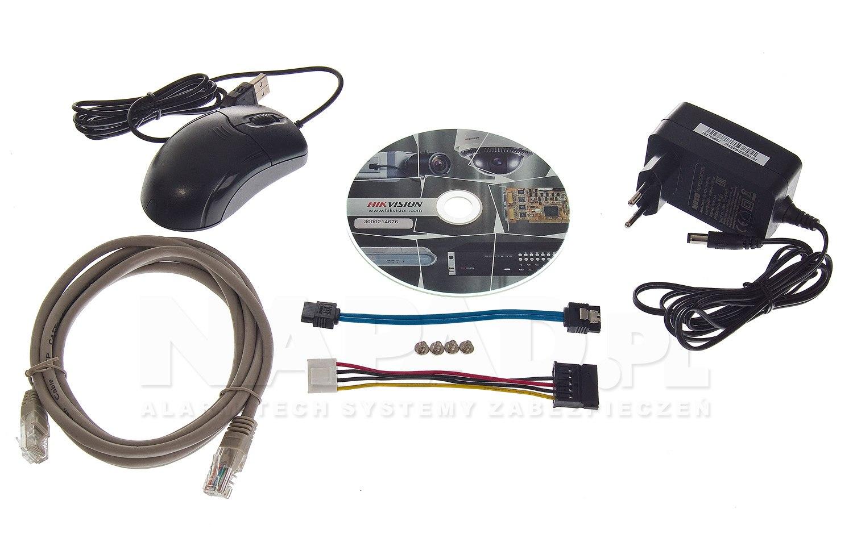 Rejestrator sieciowy DS-7616NI-K1(B)