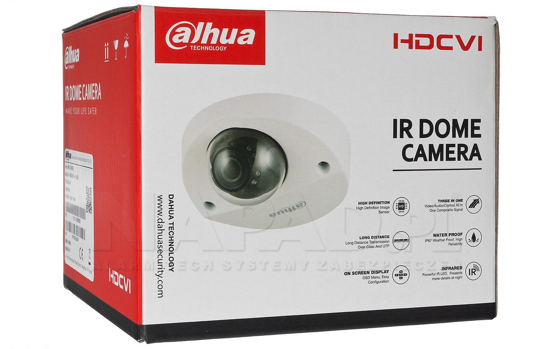 Kamera Analog HD 2Mpx DH-HAC-HDBW2241F-A-0280B