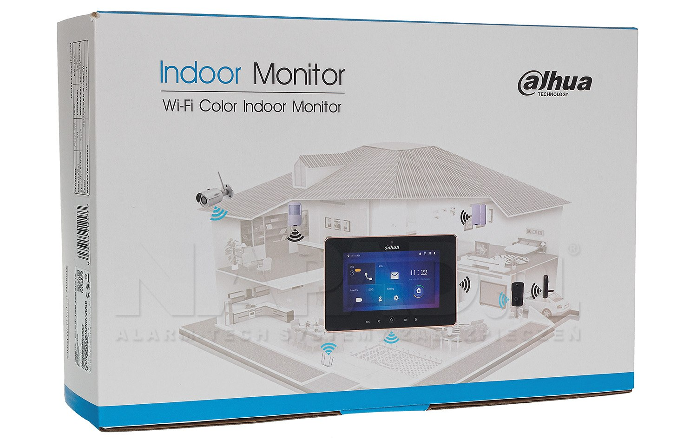 Monitor do wideodomofonu VTH5221DW-S2 Wi-Fi