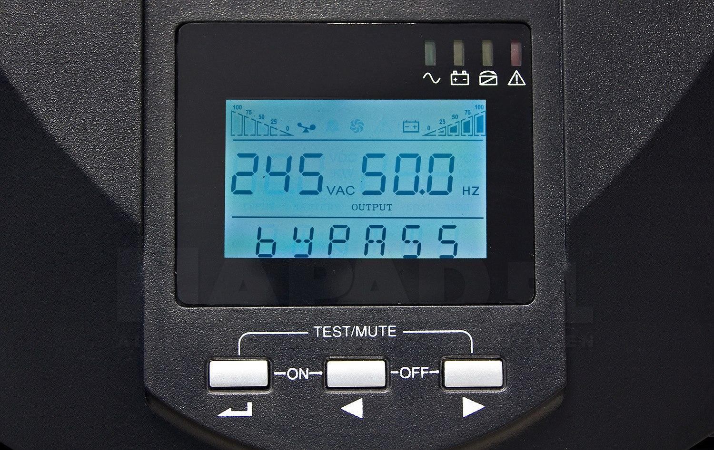 Zasilacz awaryjny UPS10000-LCD
