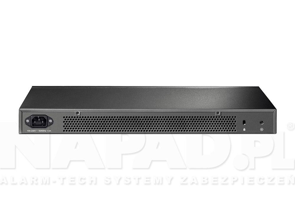 Switch gigabitowy, 48-portowy T2600G-52TS