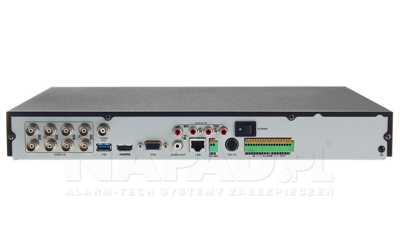 Rejestrator DS-7208HUHI-K2(S)