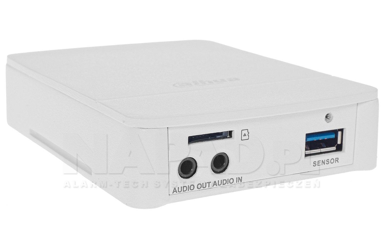 Kamera IP 2Mpx IPC-HUM8231-E1 + IPC-HUM8231-L1-0280B