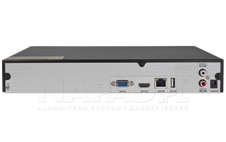 Rejestrator sieciowy PX-NVR0481H