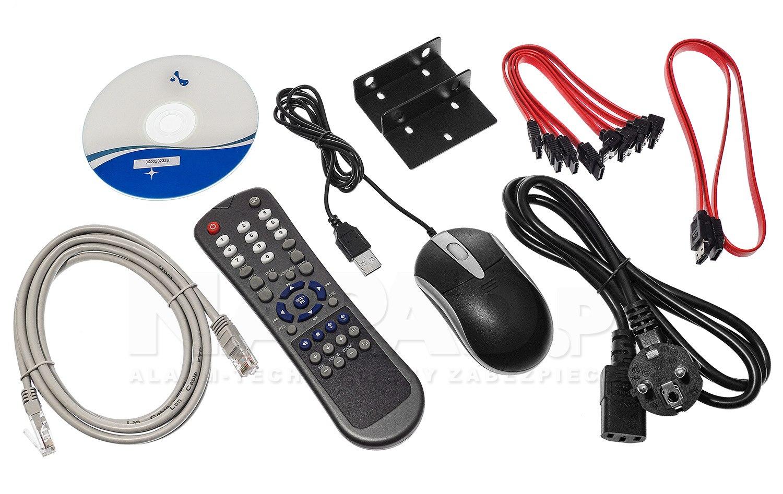 Rejestrator sieciowy DS-7716NI-I4(B)