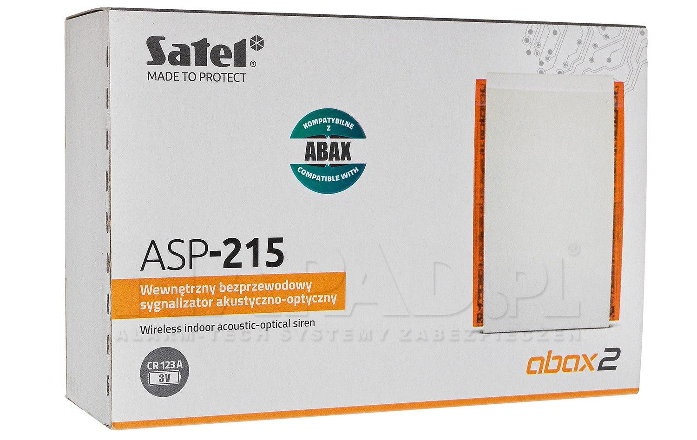 Sygnalizator wewnętrzny ASP-215 R