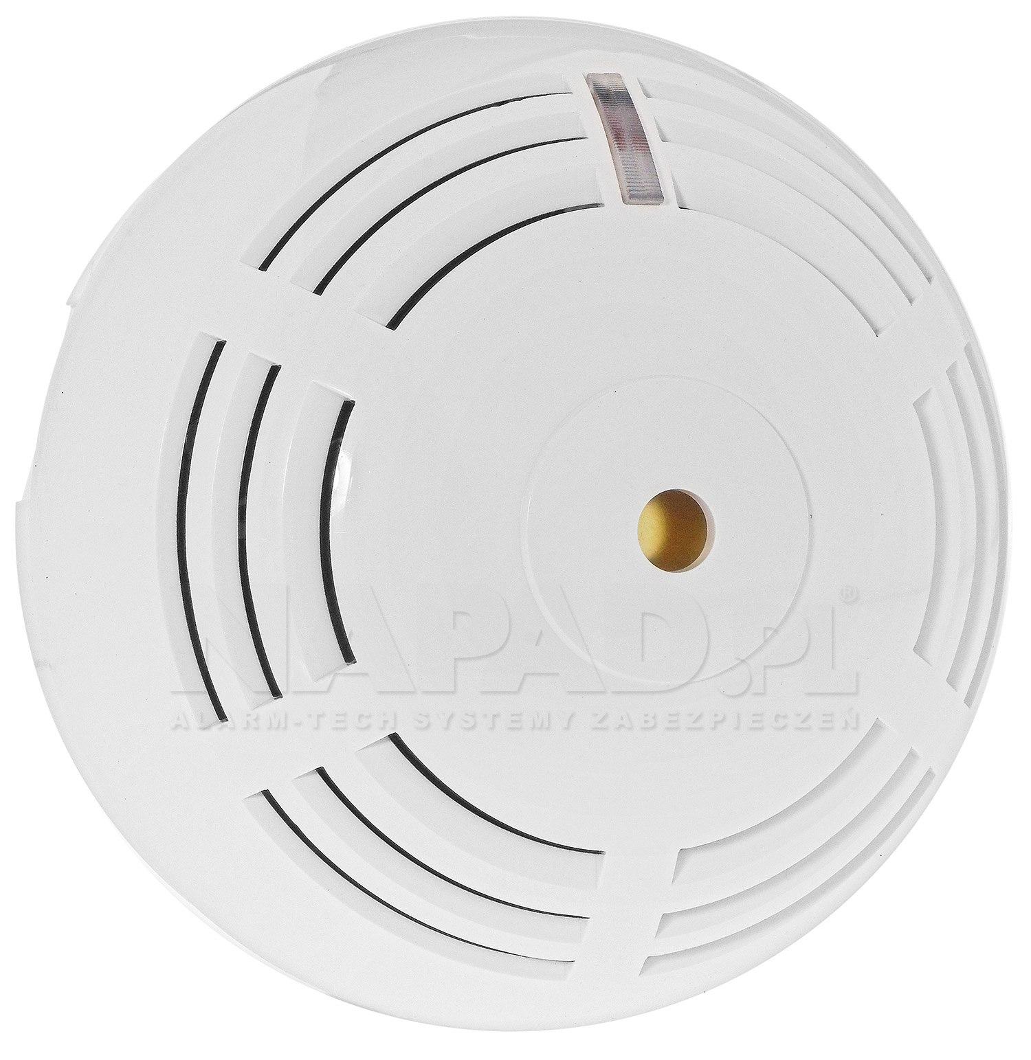 Bezprzewodowa czujka dymu ASD-250