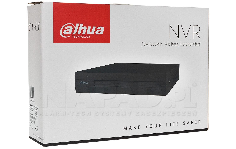Rejestrator sieciowy Cooper DHI-NVR1104HC-S3