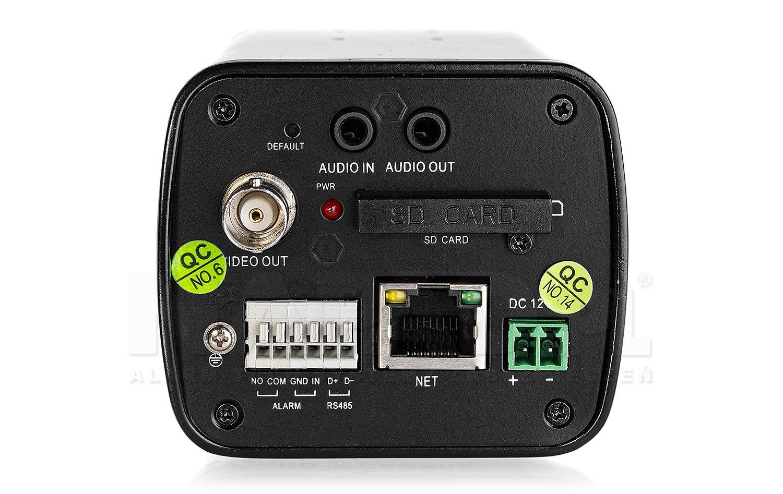 Kamera IP 5Mpx PX-BI5000AS-P